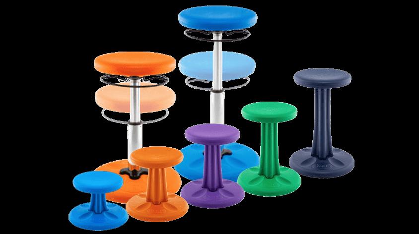 Buying Kids Wobble Chairs