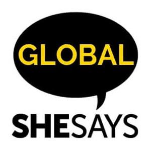 She Says Global Logo