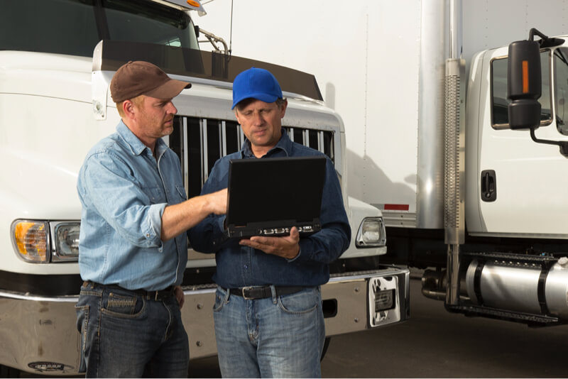 trucking agencies finance invoices
