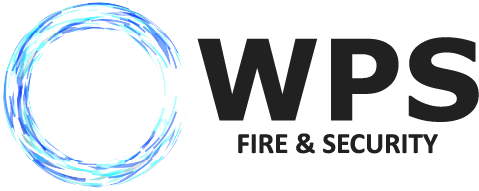 WPS Fire and Security Logo