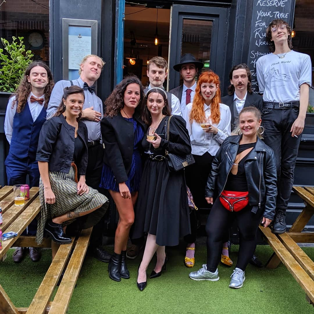 Heading down memory lane with this lot, team Ship 💙. Our last staff party in 2019.   We're SO excited to be back and let the good times roll again. 🥰  THREE. 🍾 MORE. 🍾 SLEEPS. 🍾 . . . #countdownbegins #countdown #pubcountdown #hackneypubs #supportsmallbusiness #supportyourlocal #supportlocal #e8massive #e8pubs #hackneypizza #hackneyrestaurants #hackneycocktails #pintspintspints #lettherebelight #letthebeerflow #lettherebebeer #goldenhour