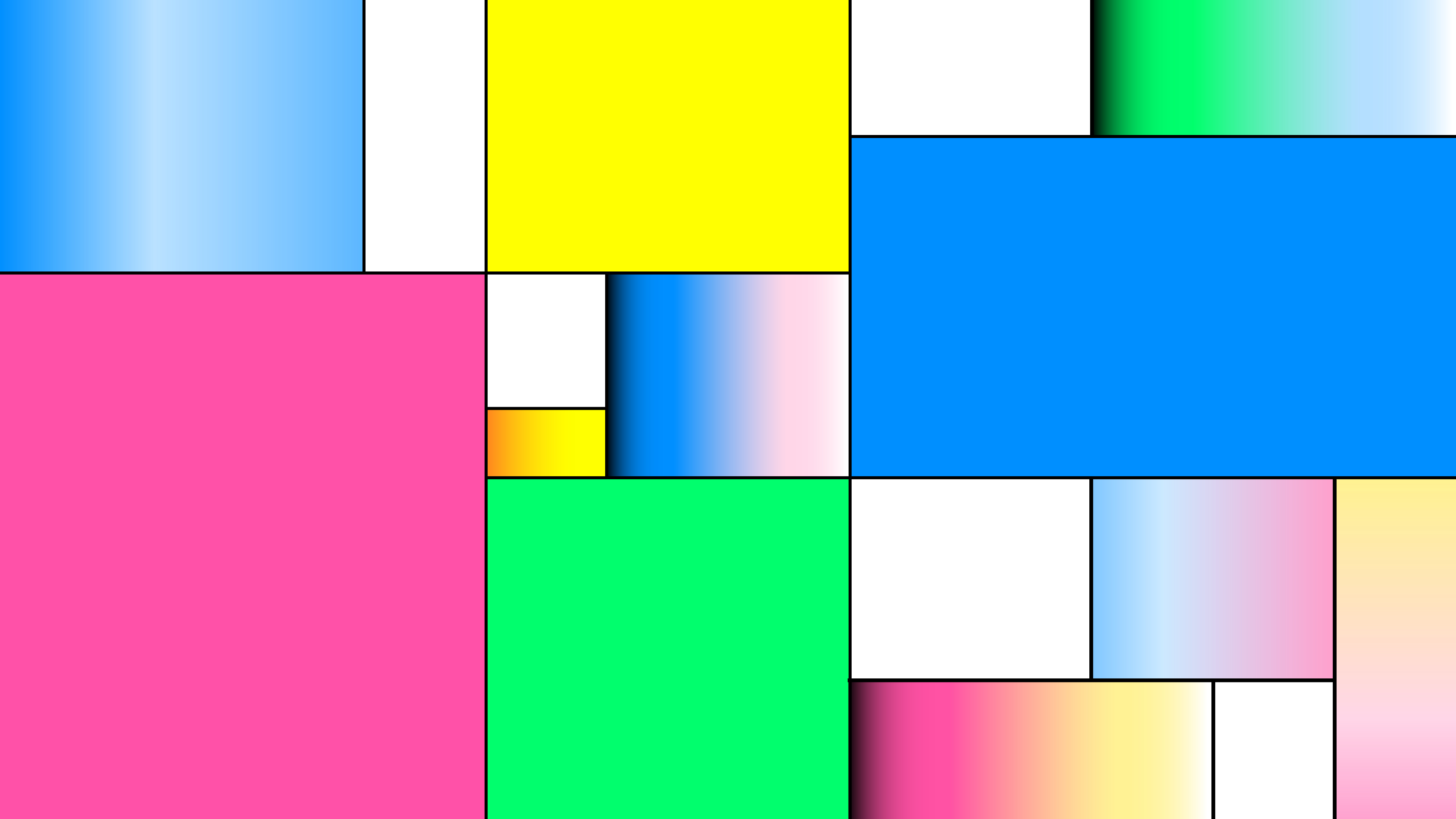 Colors and gradients chosen for Celtra redesign.