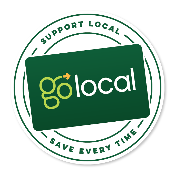 Support Local. Save Every Time.