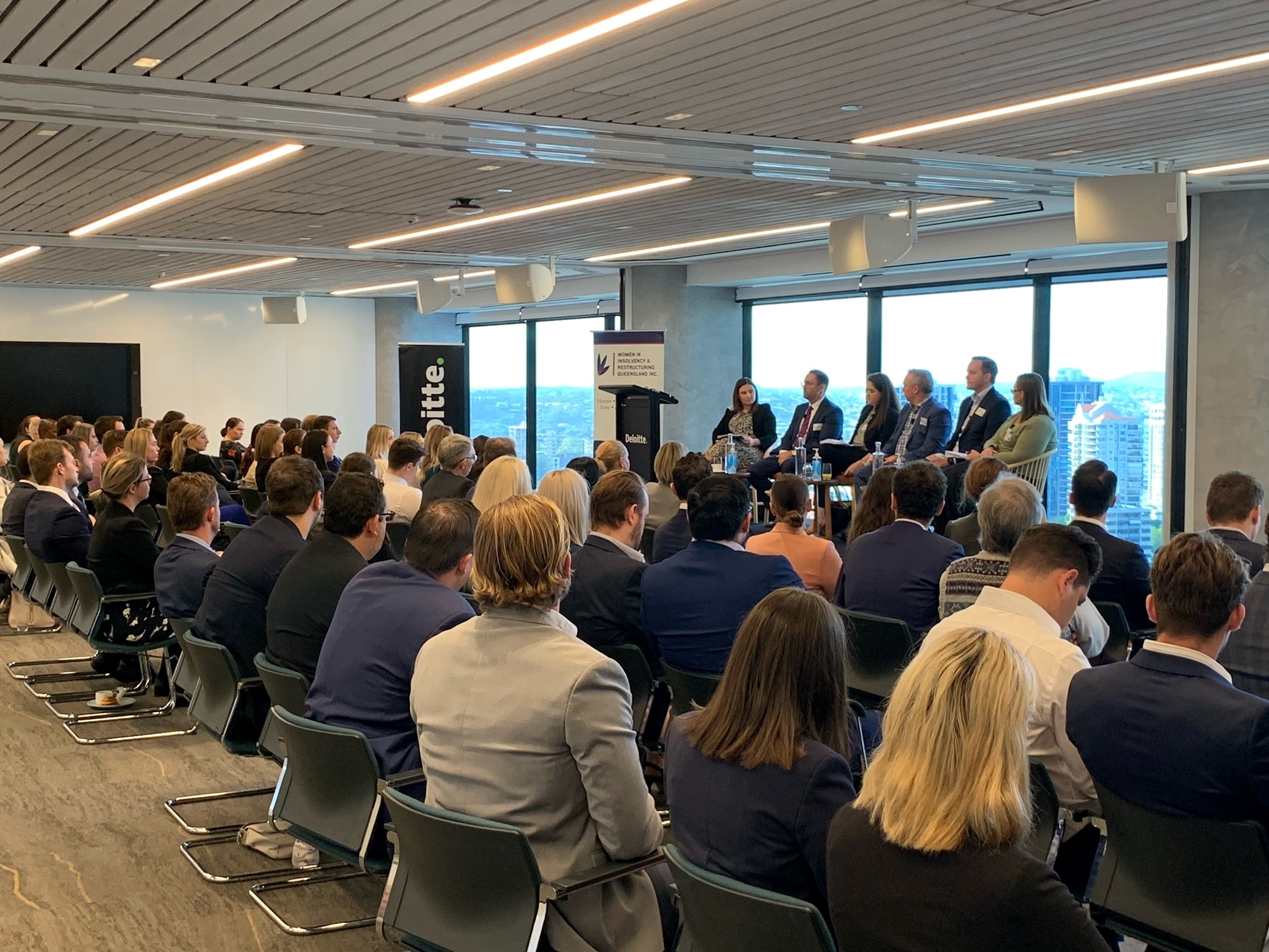 2021 Breakfast Panel Discussion - Insolvency Industry Update