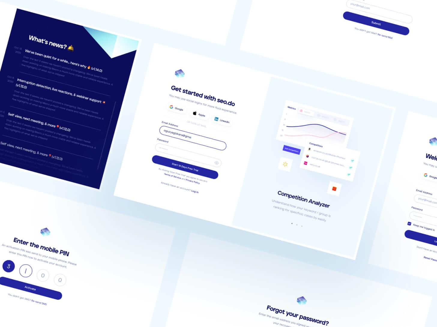 Seo.do SaaS App