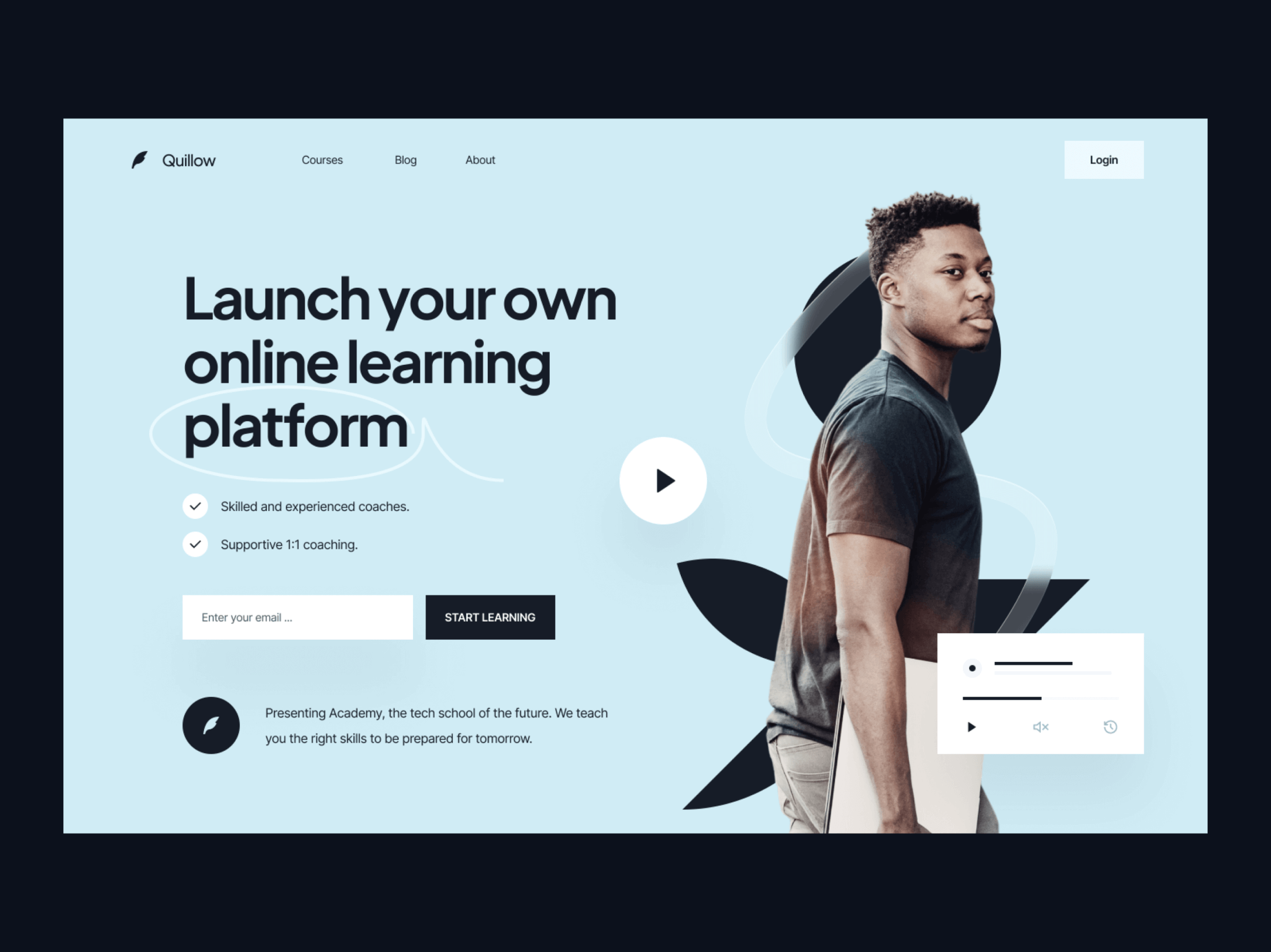 Quillow Learning Platform