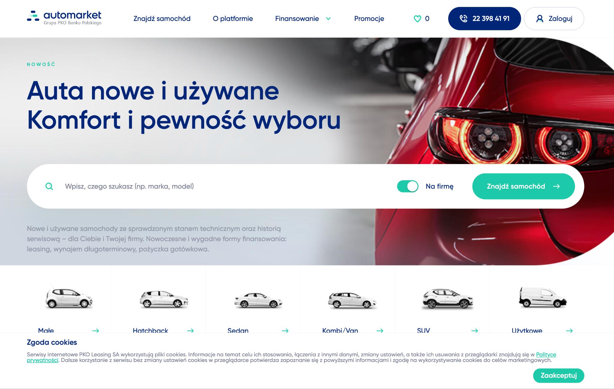 automarket - strona główna