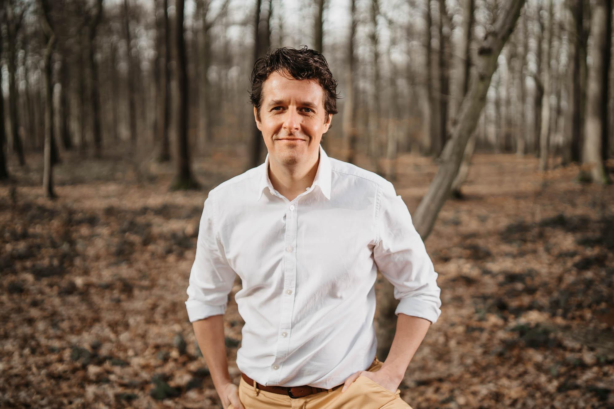 Timm Steuber - Portrait