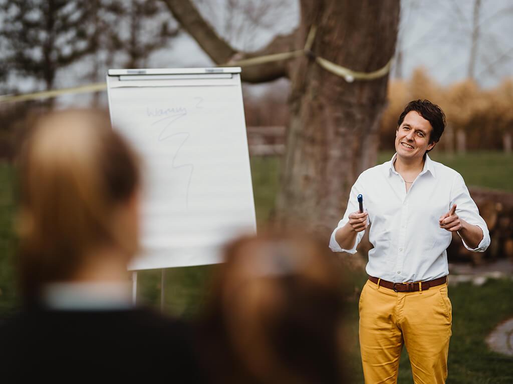 Timm Steuber über Kerncoaching