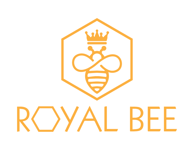 Royal Bee logo at the tower shops in pigeon forge tennessee