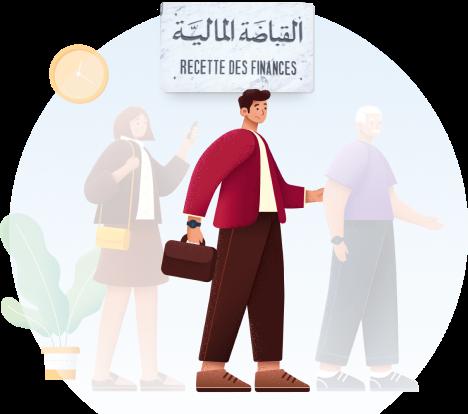 Enregistrement de documents, Recette des finances, déclaration mensuelle, gestion administrative, Proservy s'en occupe