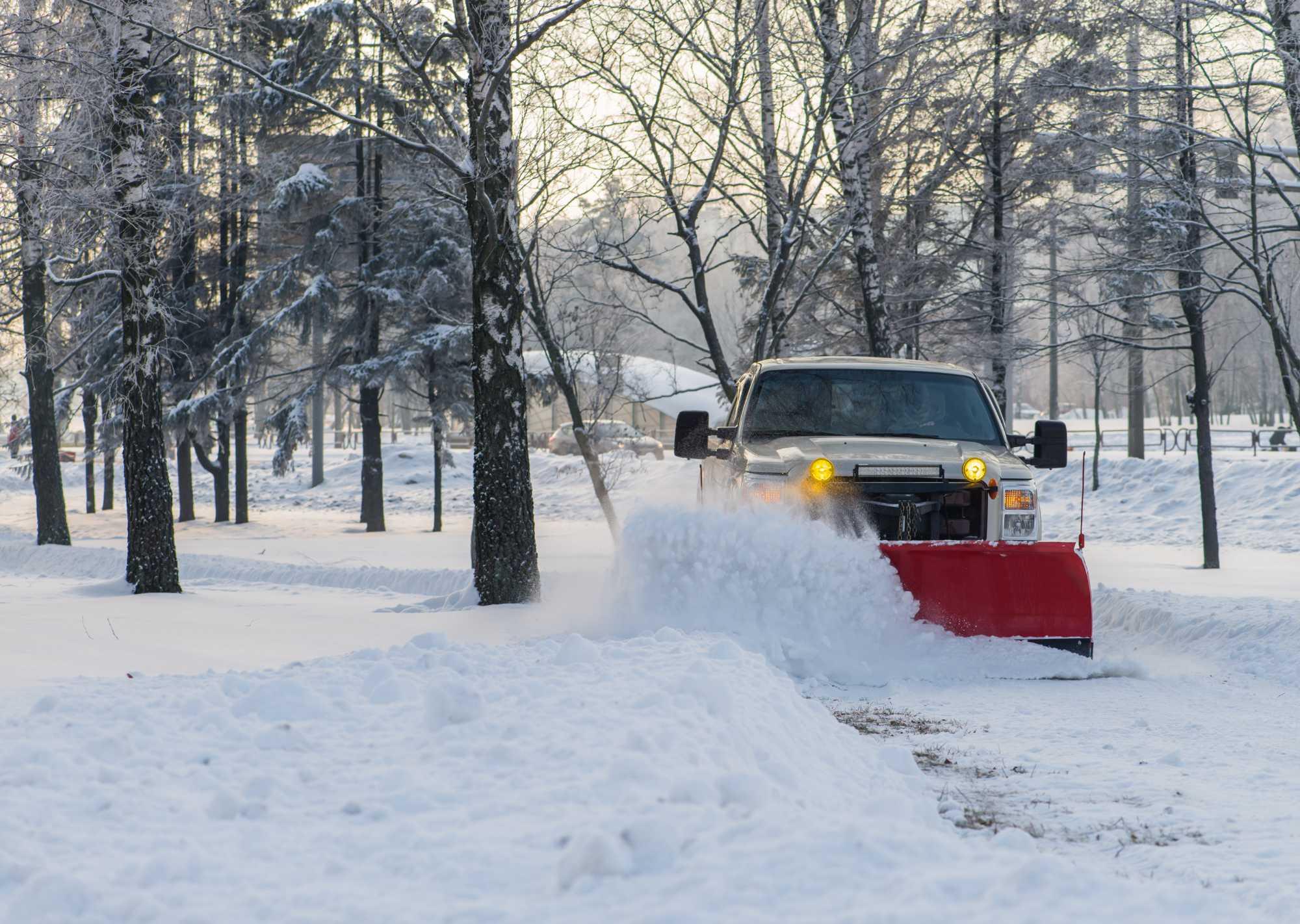 Snow & Ice Management