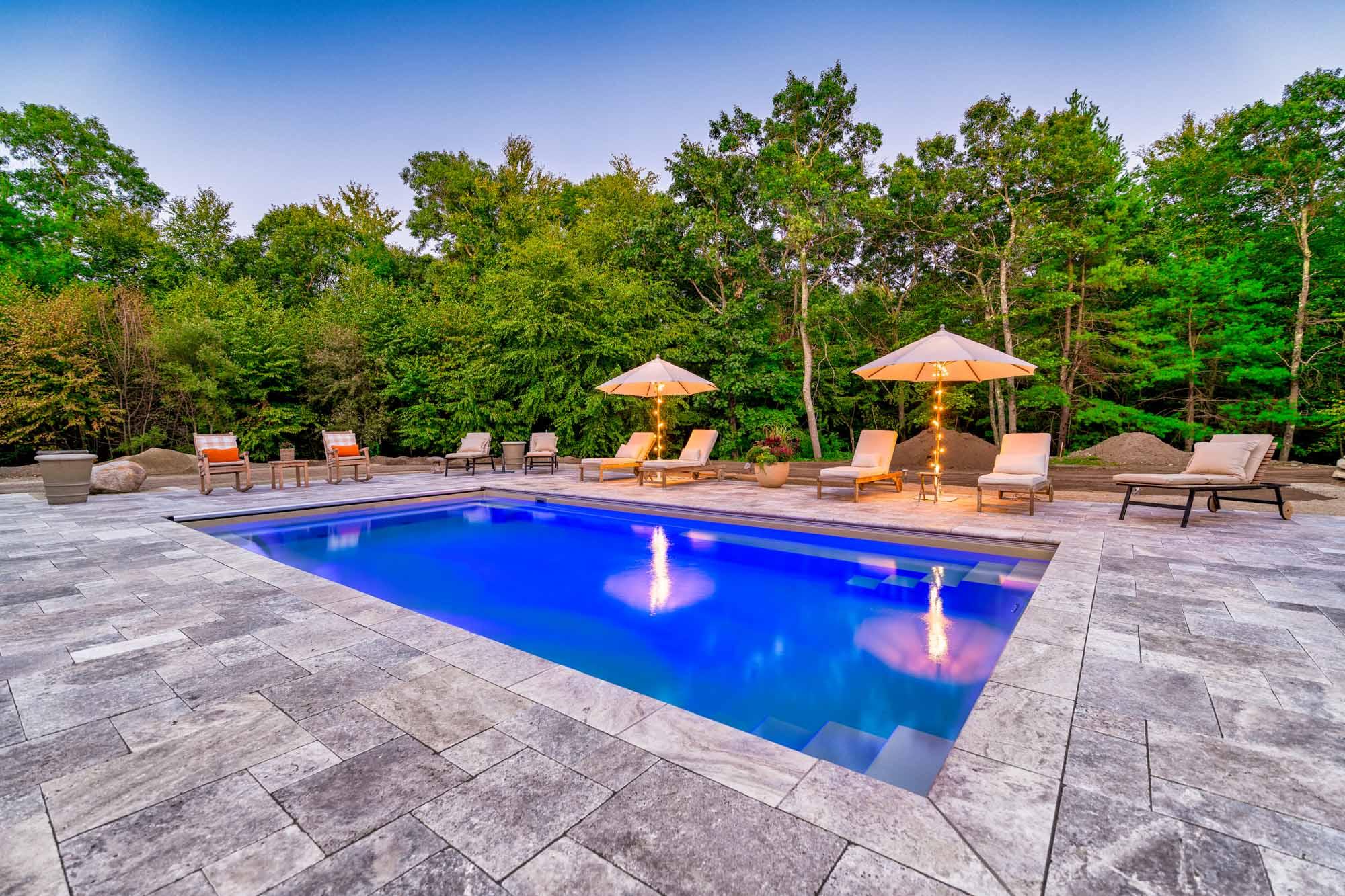 Hardscaping Pool Patio Pavers