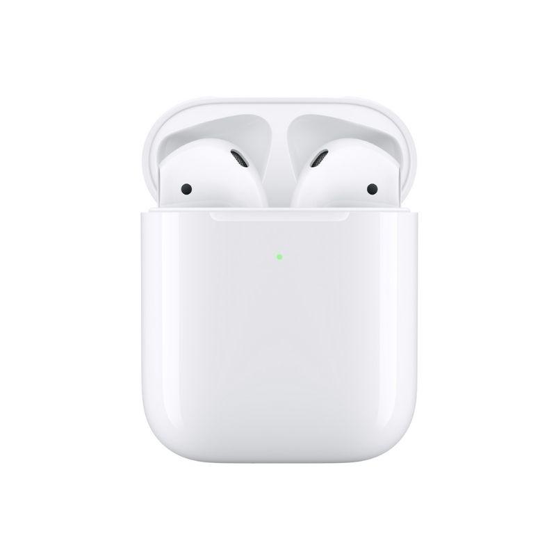AirPods avec boitier de recharge sans fil