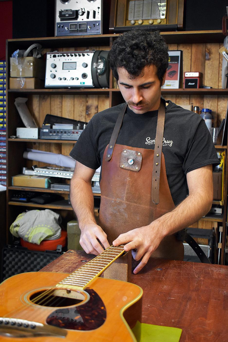 Batien, Artisan Luthier