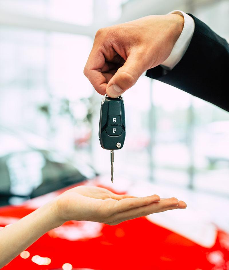 Vehicle hire West Midlands