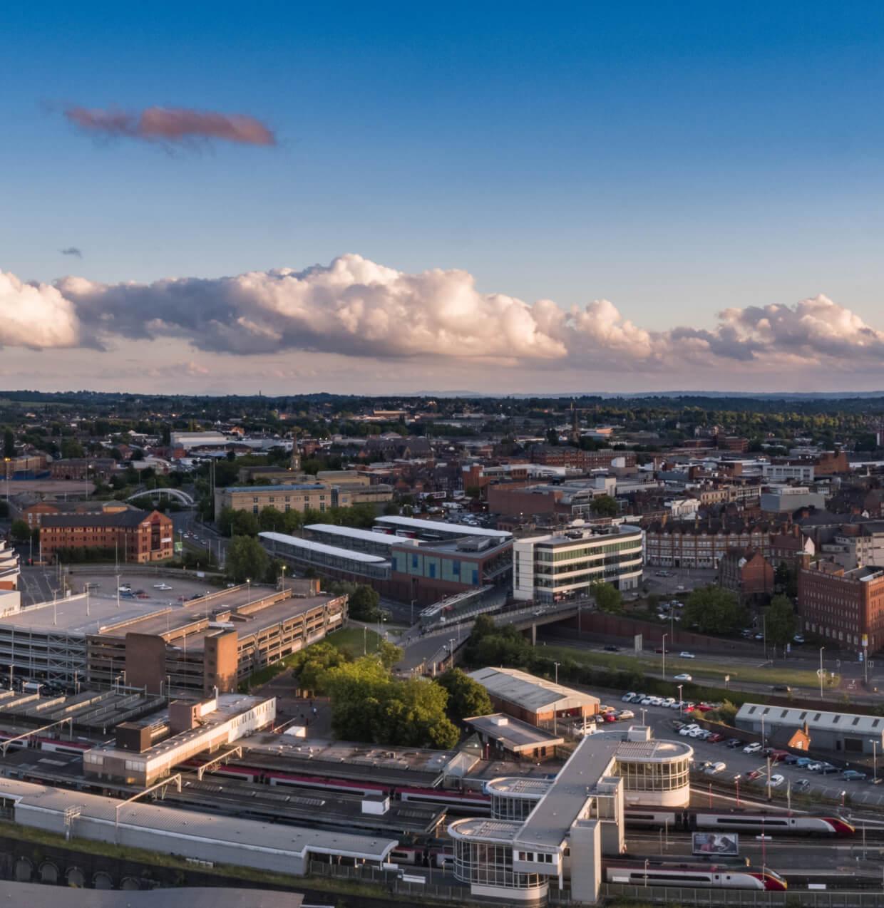 van and car hire West Midlands