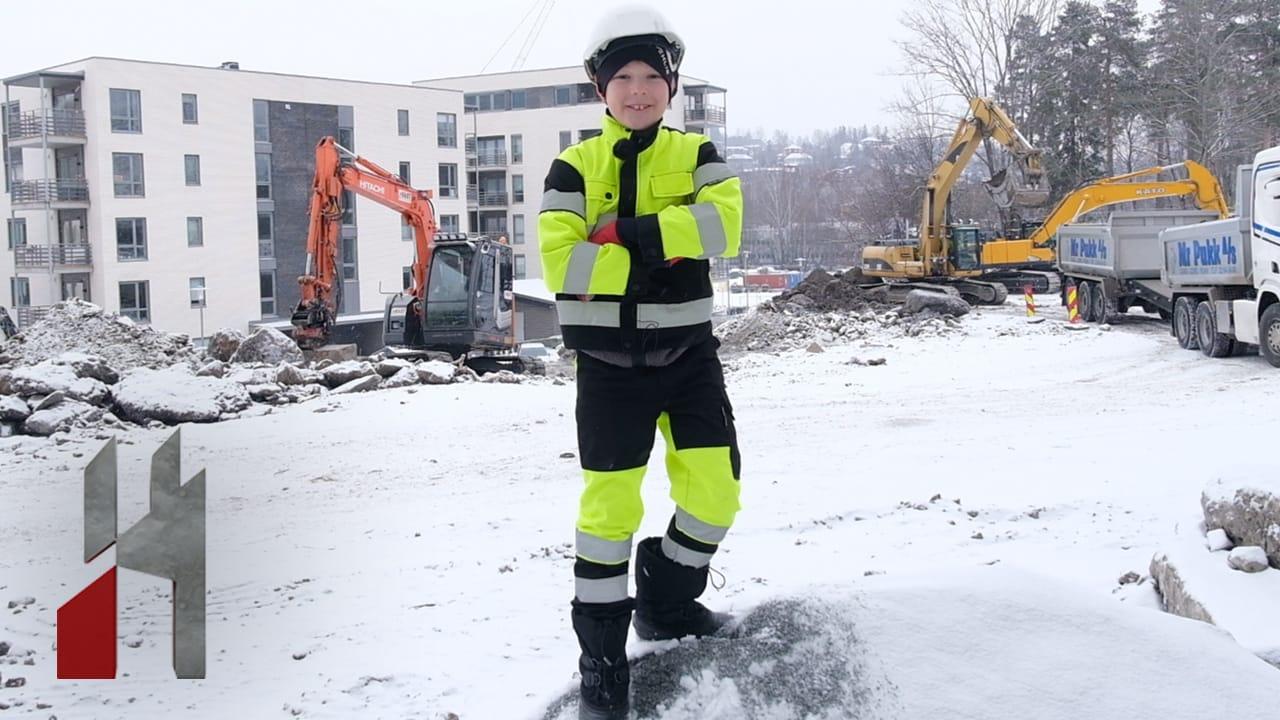 Oscar og byggebransjen!👷