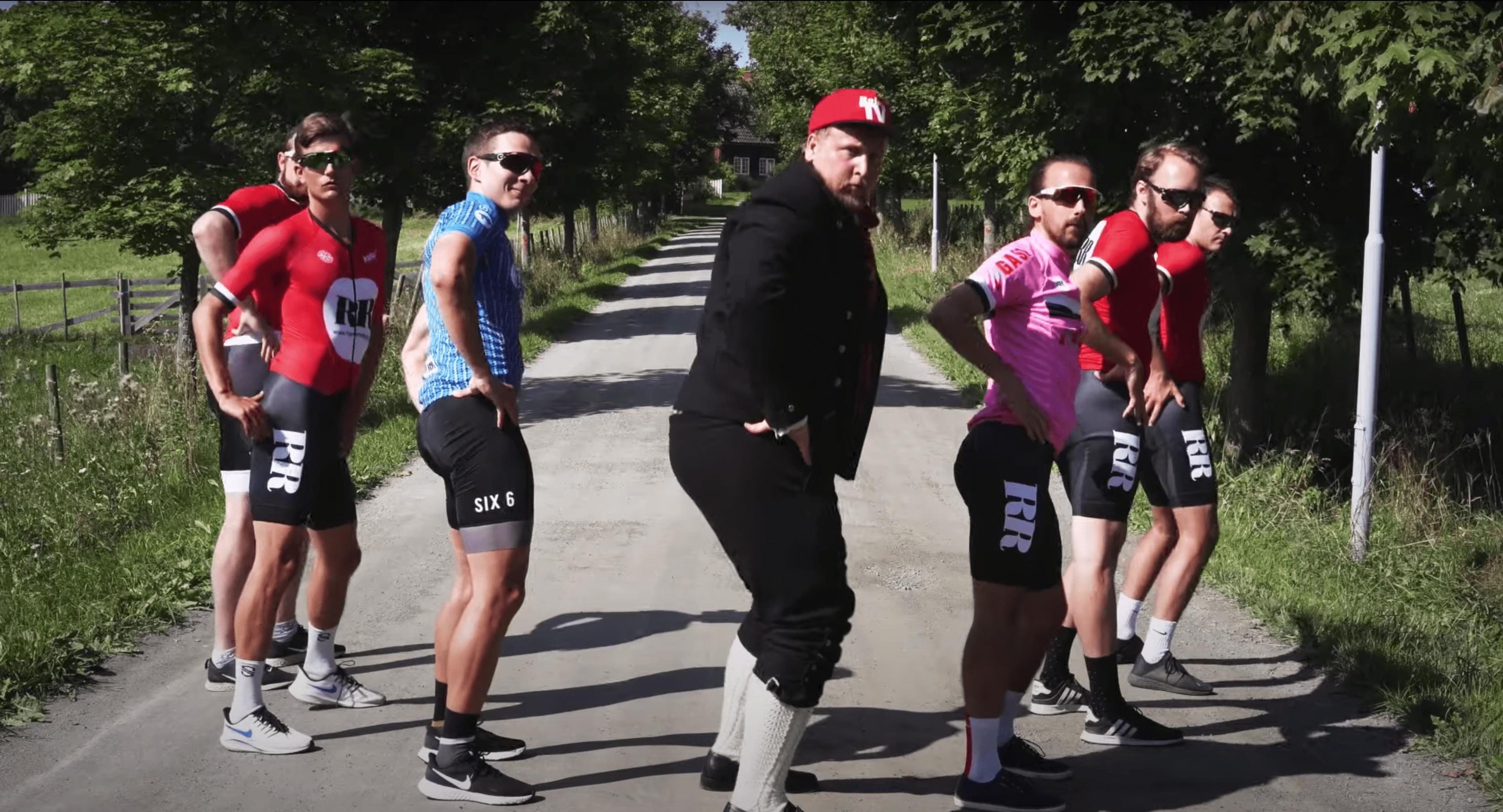 Stolte sponsorer av Rojan Rundtfahrt!