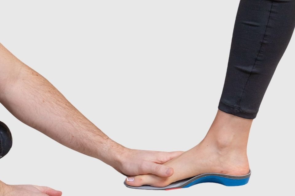 Here to help with Plantar fascitiis, heel spur, tendon problems