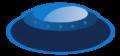 Mothership LTD spaceship logo