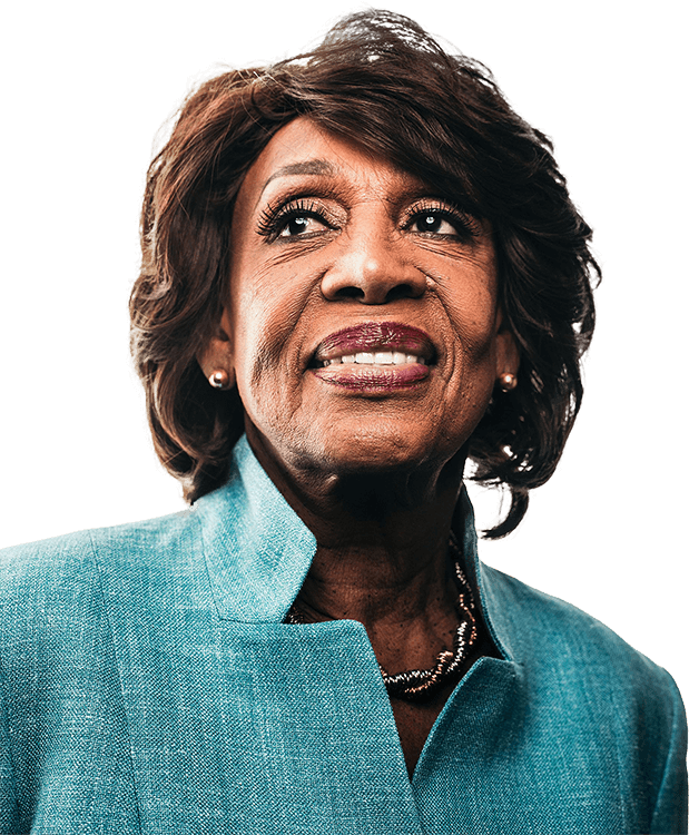 Maxine Water for Congress