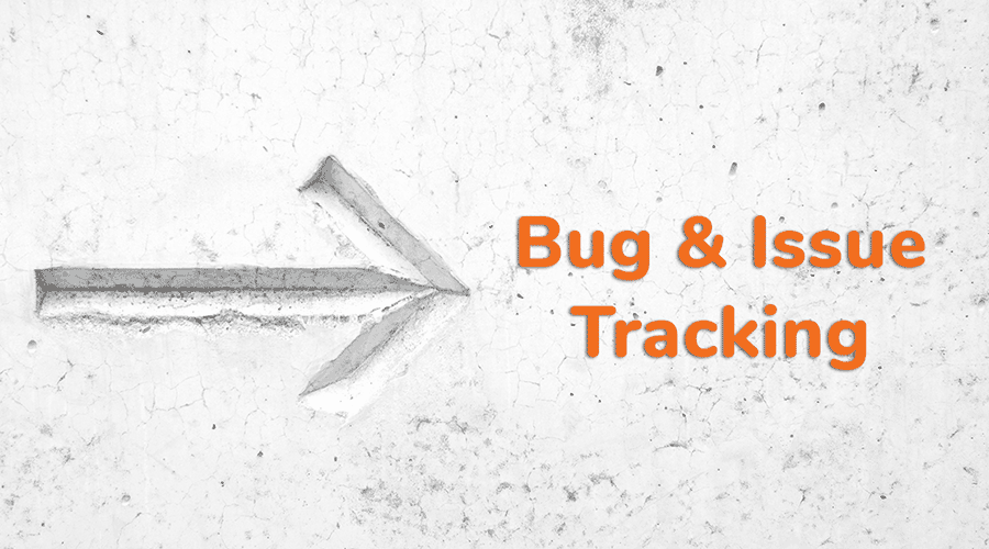 Bug and Issue Tracking