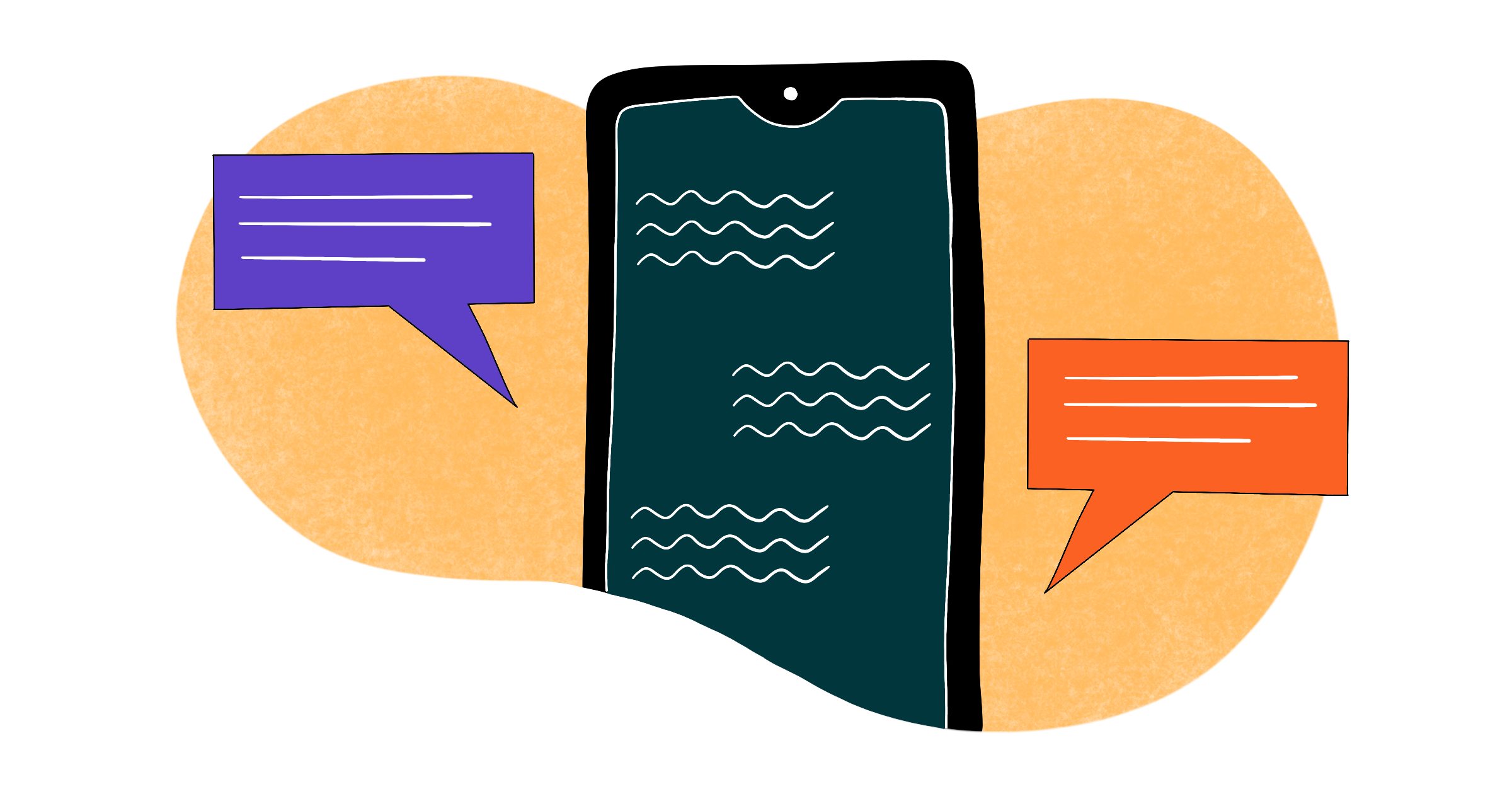 A multi-channel approach to communication