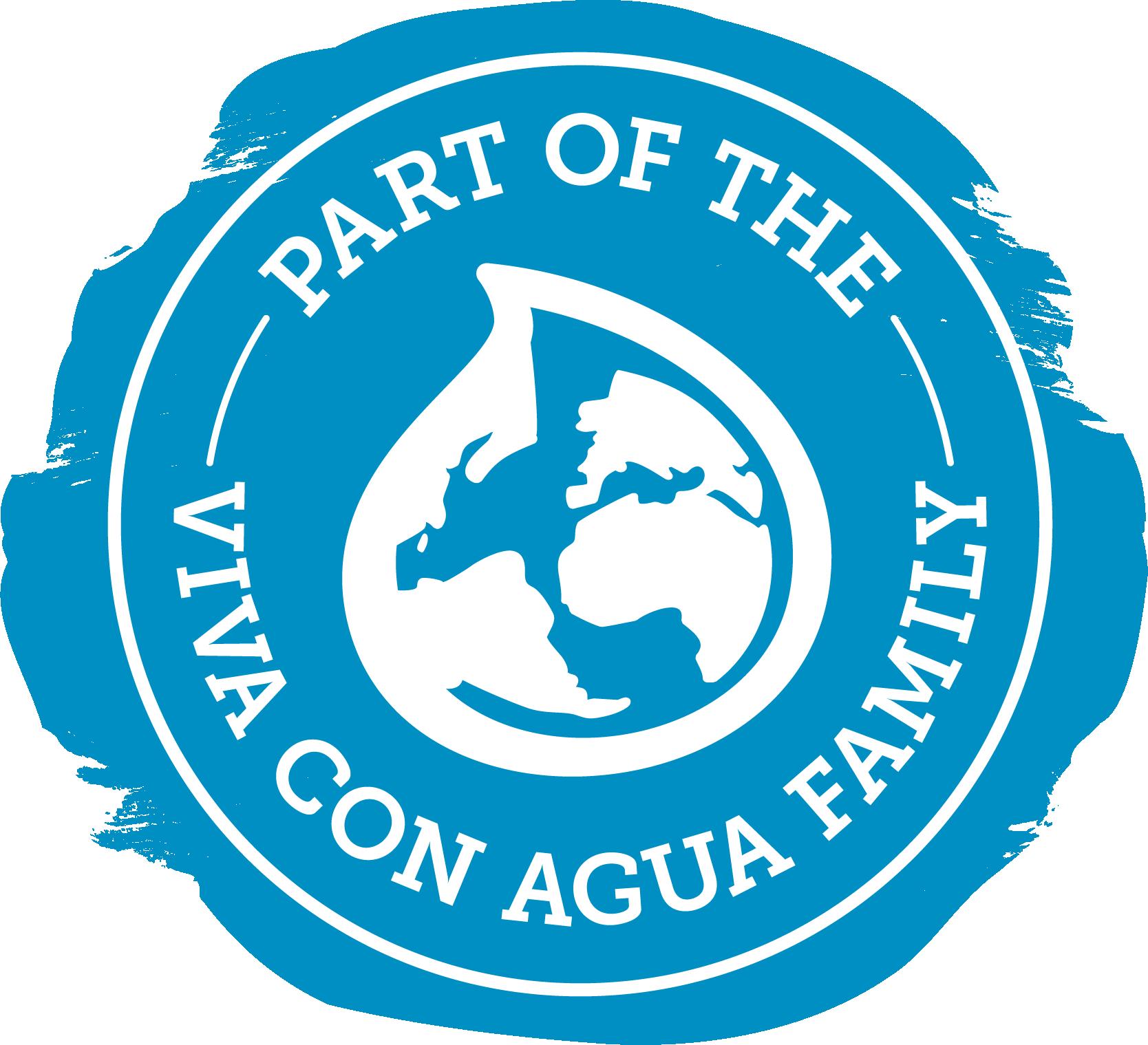 Part of the Viva con Agua Family.