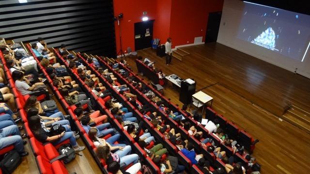 NPO presentation in the Algarve university