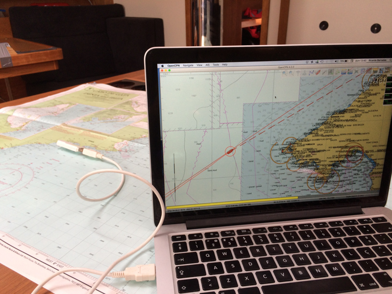Passage planning for balearics expedition