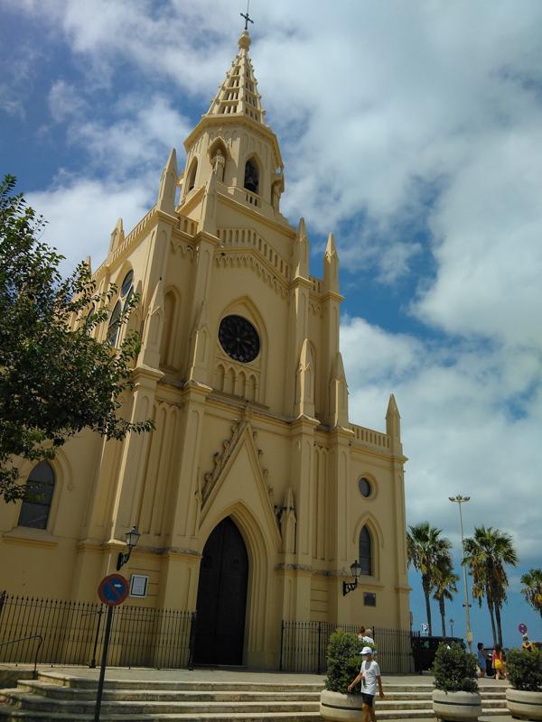 Church in rota square