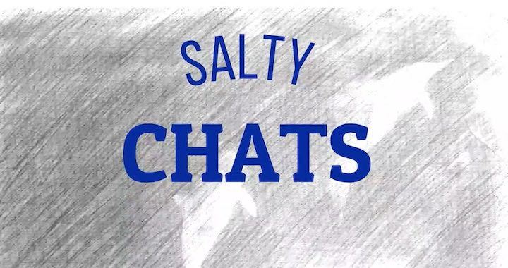 Salty Chats: the adventures of Peter Schlumpf