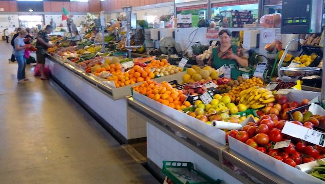 Olhao sustainable local markets