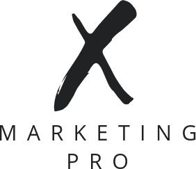 black Marketing Pro X logo