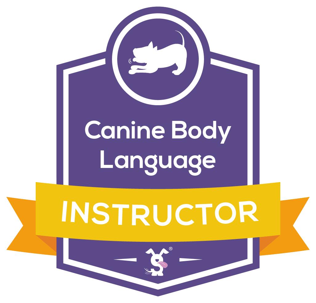 Canine body language - Instructor