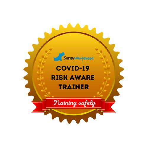 Covid-19 risk aware dog trainer - Colin Spence