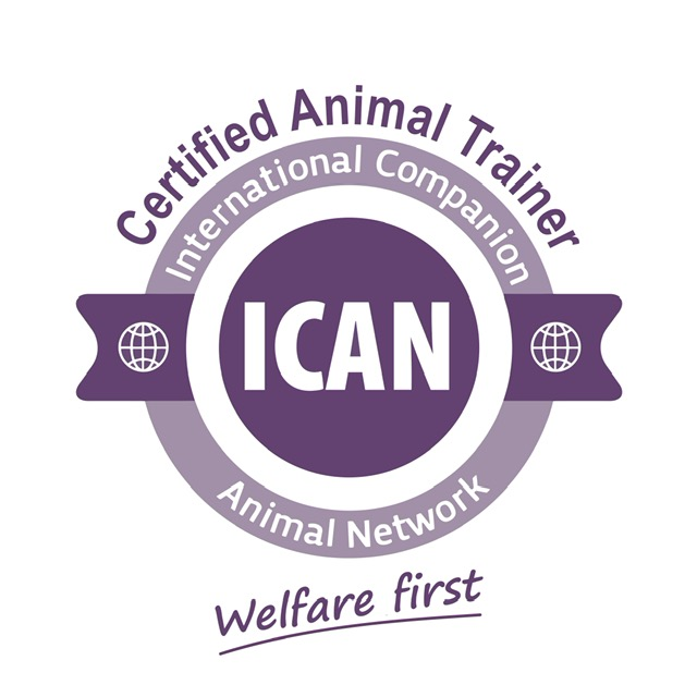 ICAN - Certified animal trainer