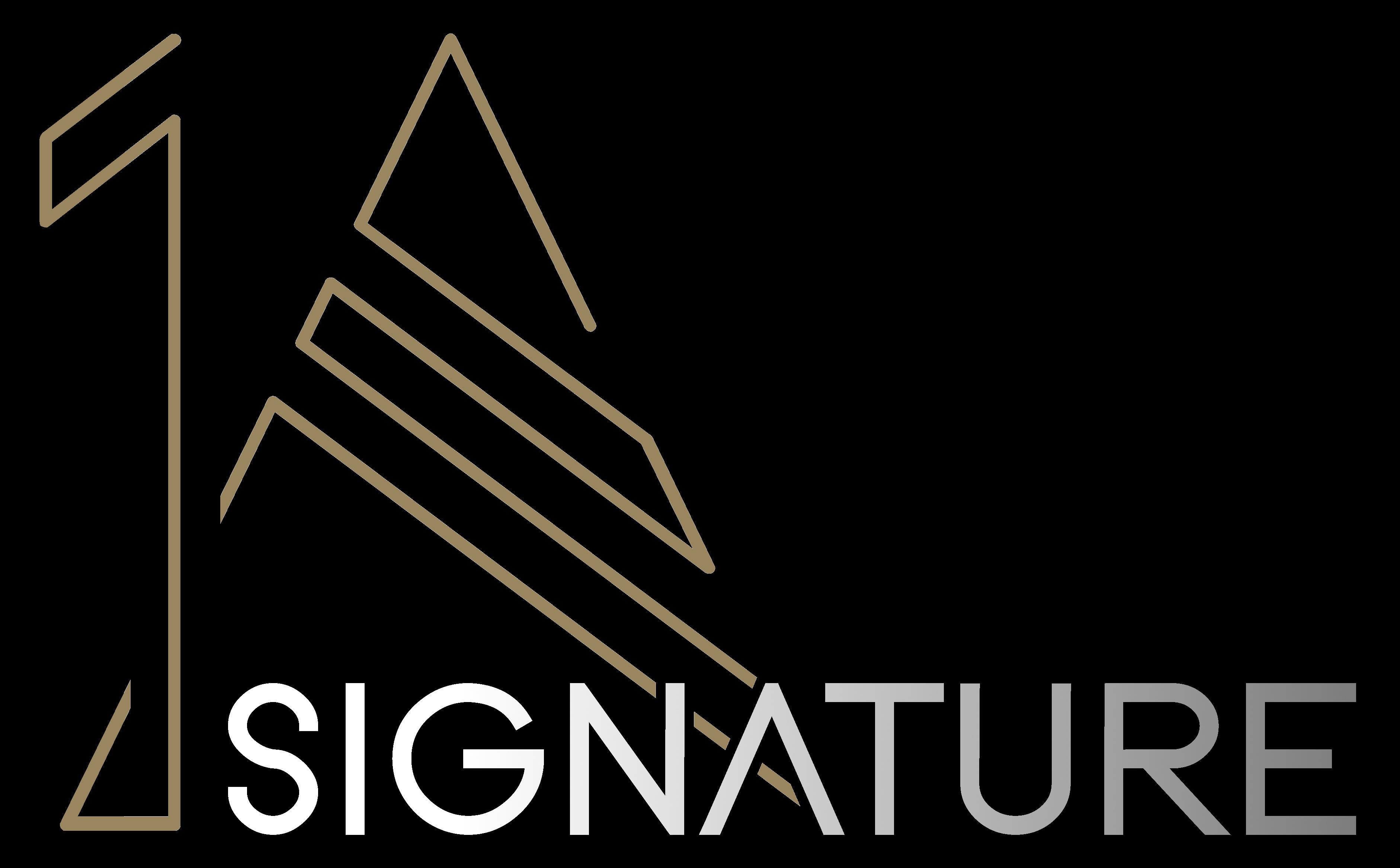 1A Signature Firmenlogo