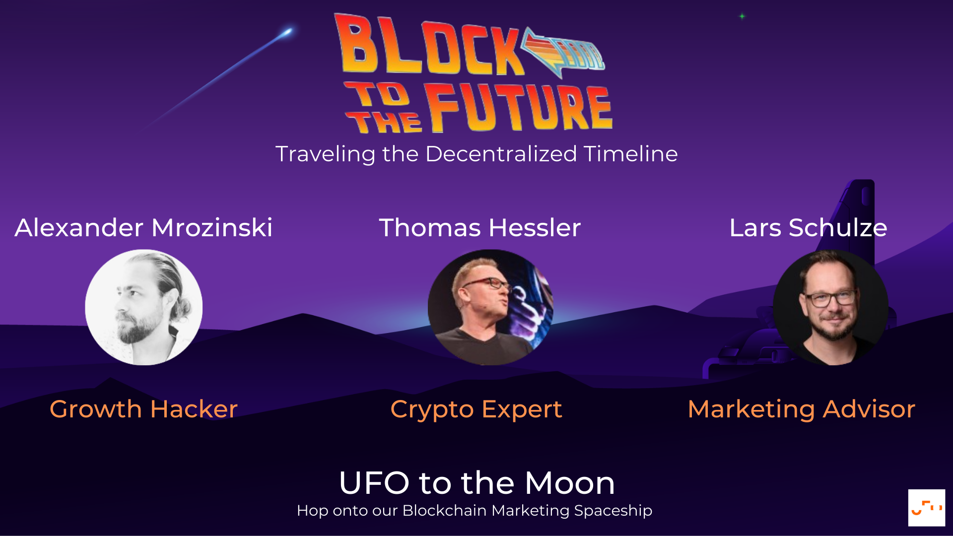 Block to the Future