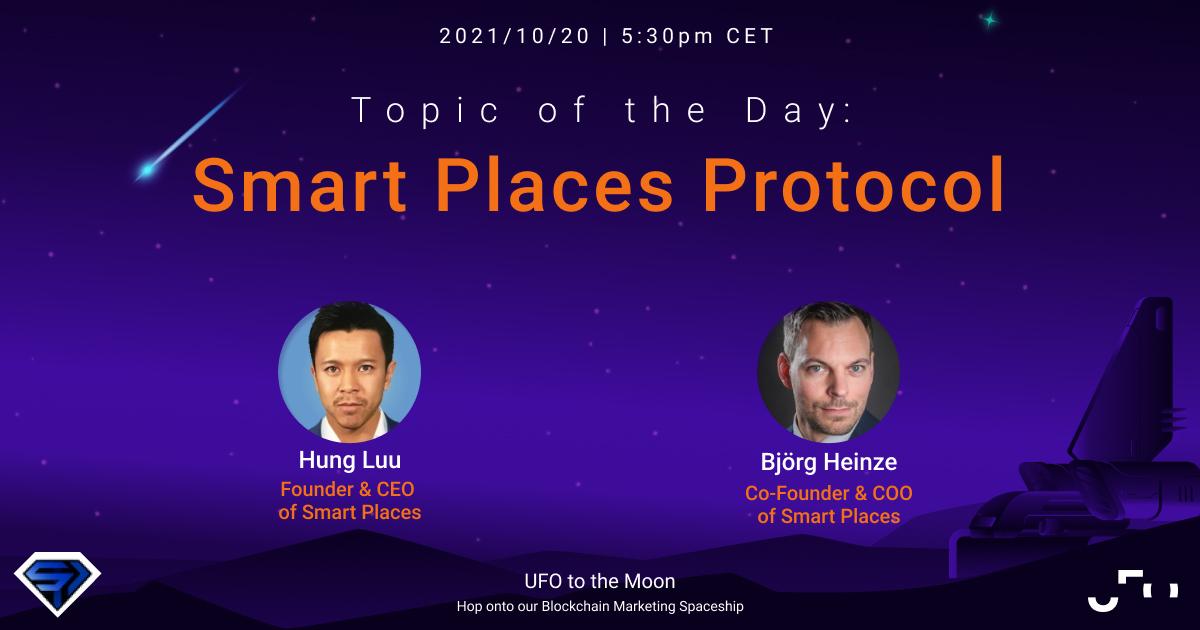 Smart Places Protocol