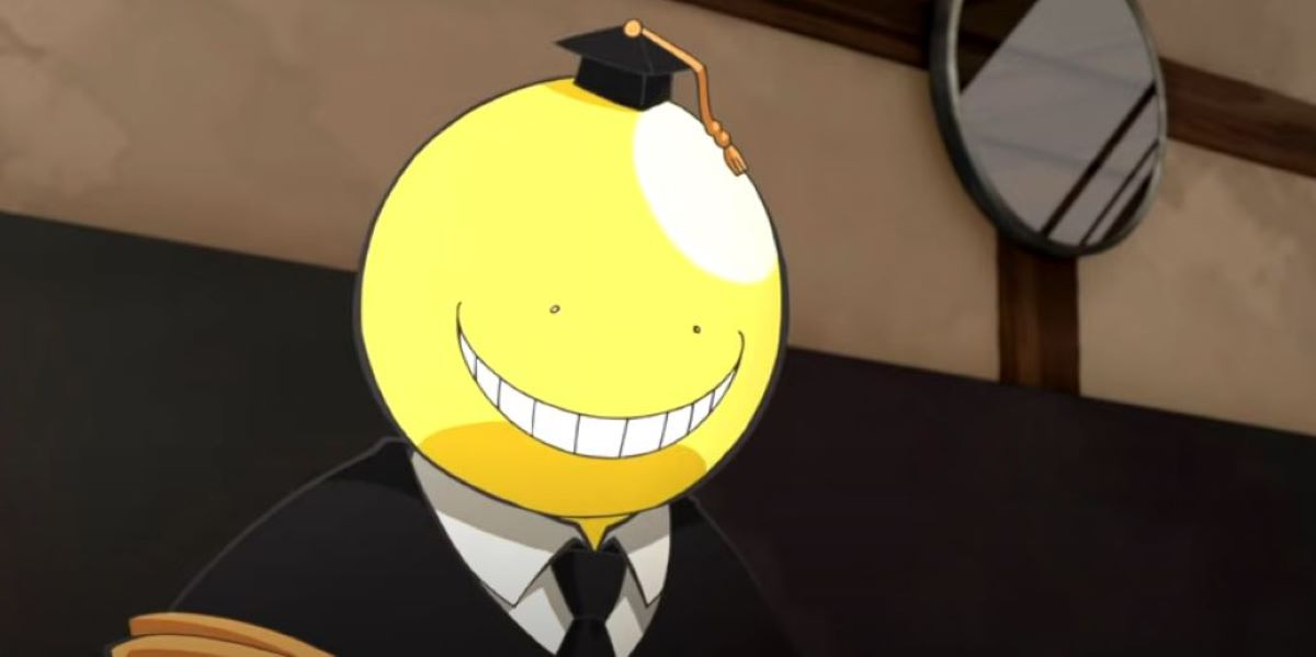 Introduction to Koro-sensei | Assassination Classroom - Koro-sensei | The Best Anime Teachers