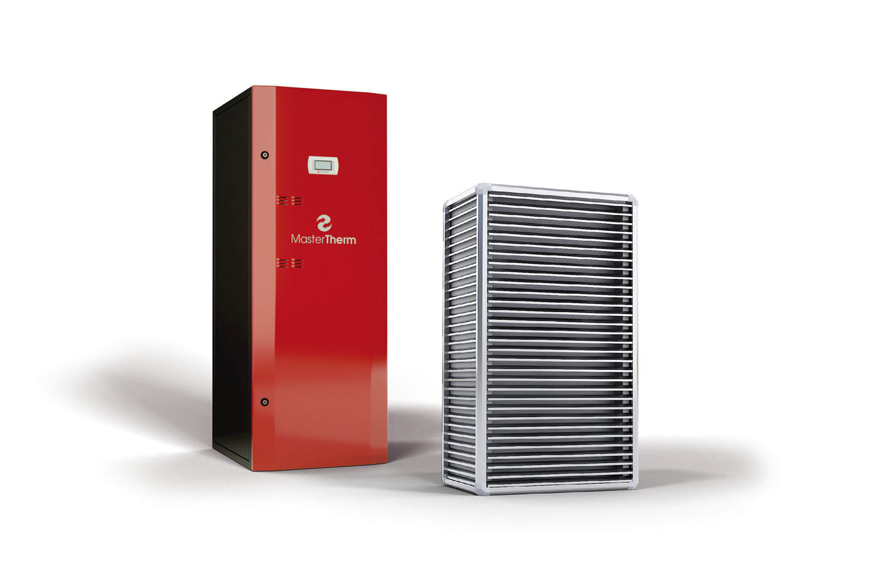 BoxAir Inverter Split Combi (vzduch - voda)