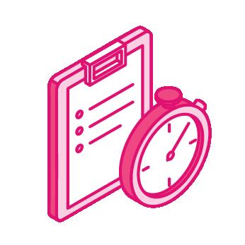 info-clock