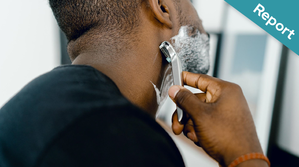 Social Competitive Intelligence Snapshot: Men's Grooming & Shaving Edition