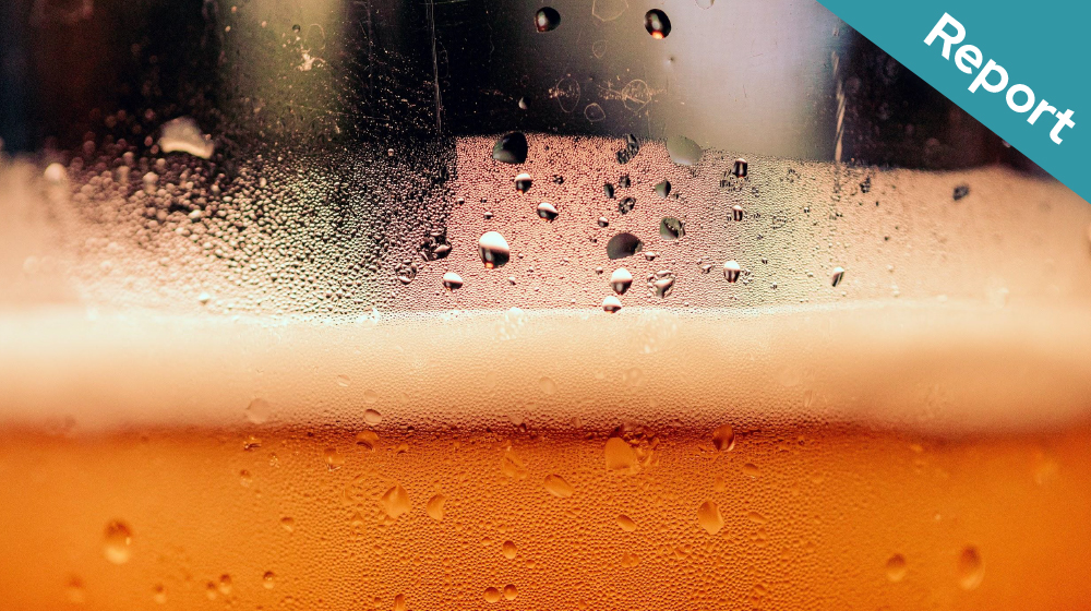 Social Competitive Intelligence Snapshot: Beer Edition