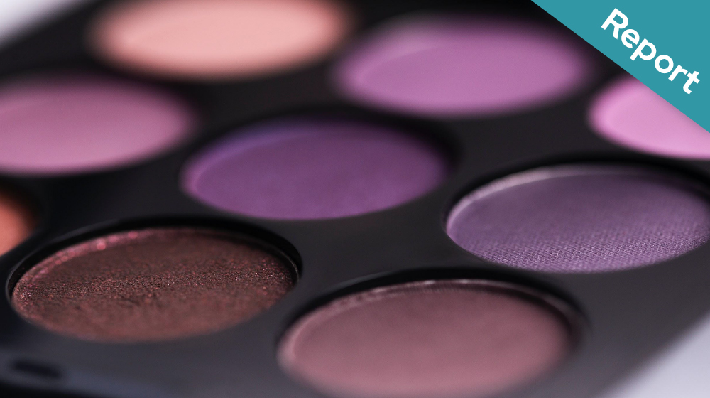 Social Competitive Intelligence Snapshot: Cosmetics Edition