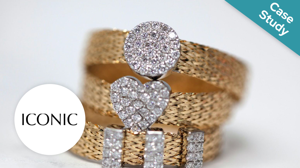 Client Case Study: ICONIC Jewelry