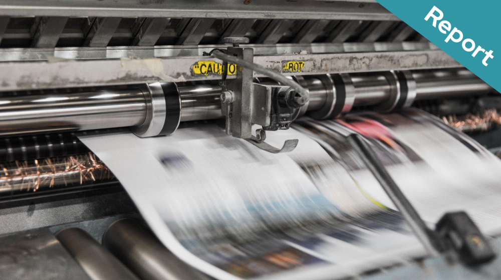 Social Competitive Intelligence Snapshot: News Outlets Edition