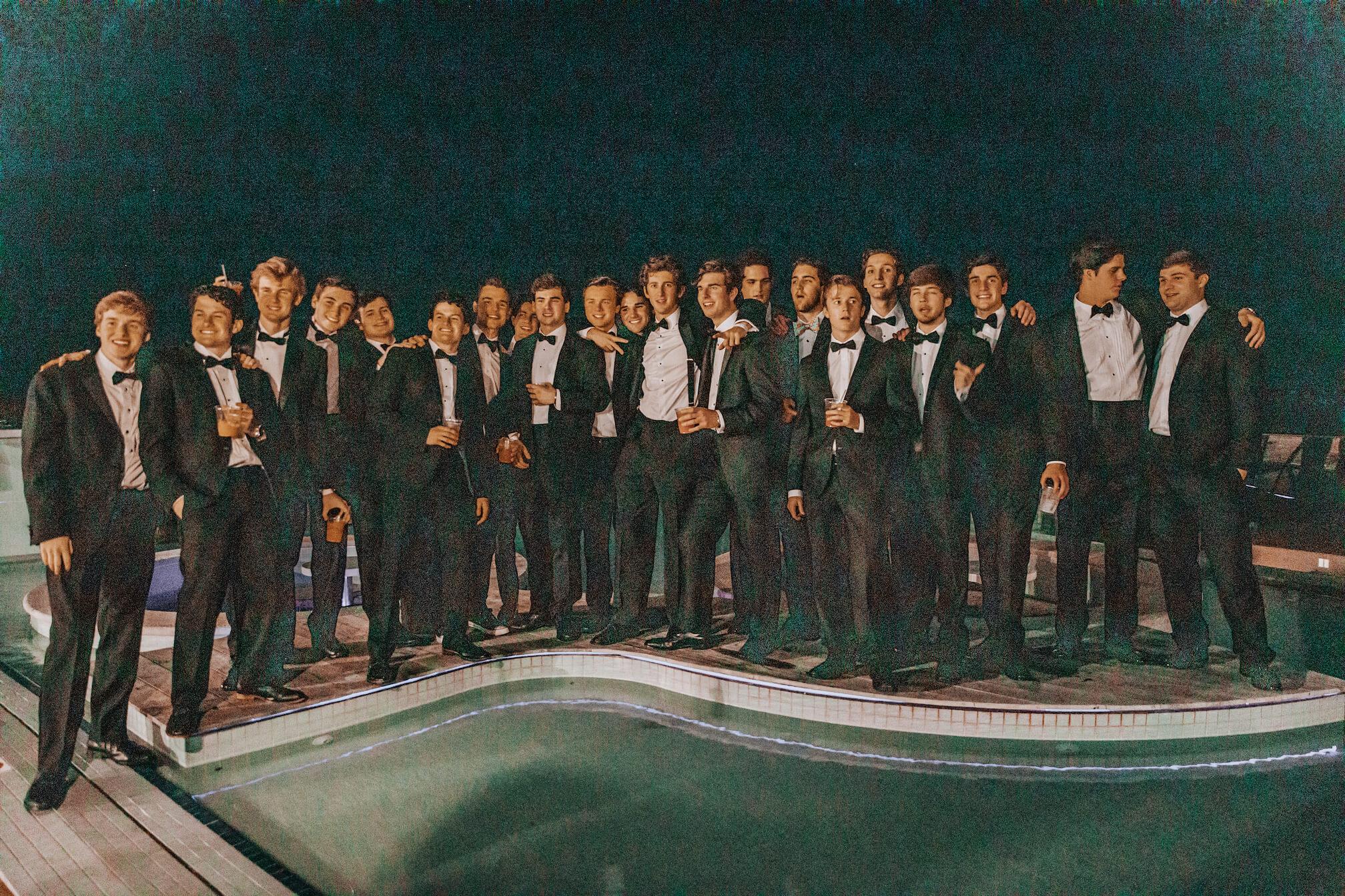 formals club night